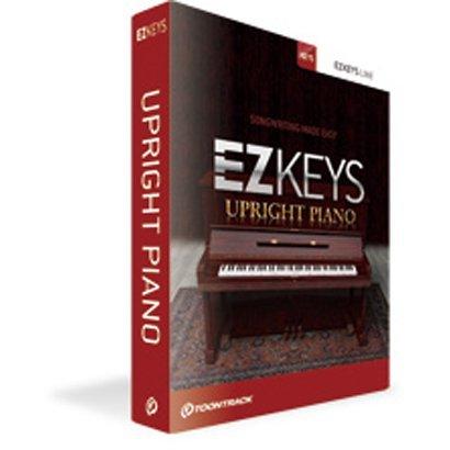 ◆ダウンロード版◆Toontrack EZ KEYS-UPRIGHT PIANO アップライトピアノ音源◆