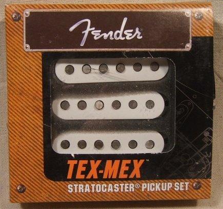 Fender Tex-Mex Single Coil pickup set