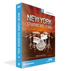◆TOONTRACK SDX NEW YORK STUDIO LEGACY SERIES VOL.3◆SUPERIOR2専用拡張音源