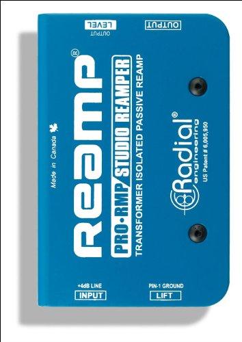 Radial PRO RMP ラディアル リアンプ用ボックス