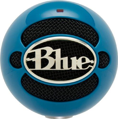 Blue Microphones Snowball スノーボール USBマイク デスクトップ  (エレクトリックブルー)