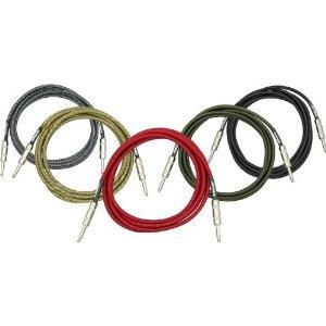 DiMarzio Instrument Cable Black 18 Foot
