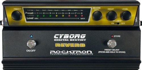 数量限定価格!! Rocktron Cyborg ReverbRocktron Cyborg Reverb, 島田市:9ee4cadf --- canoncity.azurewebsites.net