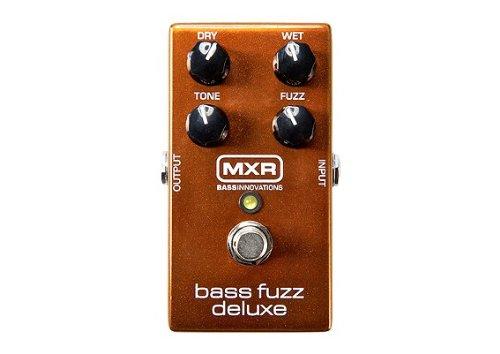 MXR Bass Fuzz Deluxe M-84