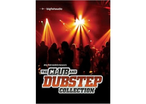 ◆11GB サンプリング音源セット◆ Big Fish The Club and Dubstep Collection