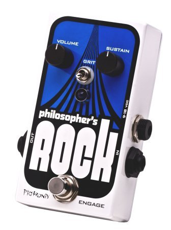PIGTRONIX Philosopher's Rock Distortion エフェクター