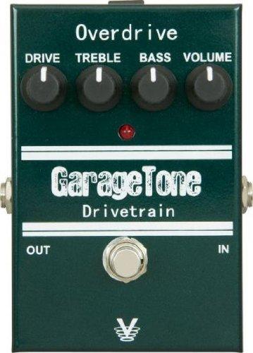 新作モデル Visual Sound ビジュアルサウンド GarageTone Series Drivetrain オーバードライブ ギター エフェクター, NISHIKI 9e39f943