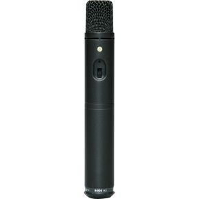 Rode Microphones M3 Multi-Powered Small Diaphragm Condenser Microphone/マイク/マイクロフォン/Micro