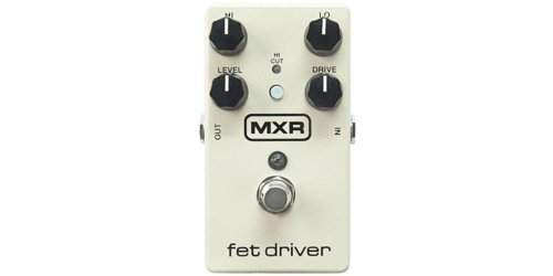 MXR エフェクター FET Driver M264 M-264 オーバードライブ