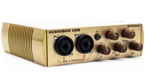 ◆限定版◆Presonus Audiobox USB LIMITED EDITION プリソーナス オーディオボックス
