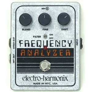 ELECTRO-HARMONIX FREQUENCY ANALYZER ギターエフェクター