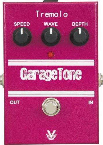 Visual Sound ビジュアルサウンド GarageTone Series Tremolo ギター エフェクター ペダル