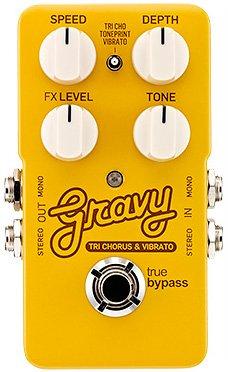 TC Electronic Gravy Tri Chorus & Vibrato
