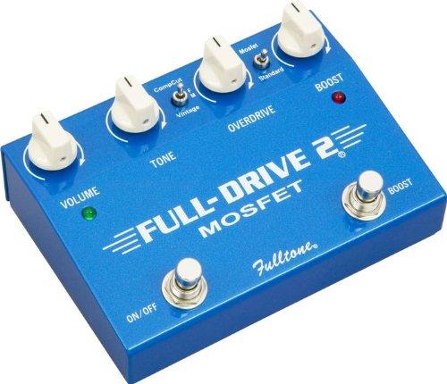Fulltone Full-Drive 2 (MOSFET) Fullldrive フルトーンオーバードライブ