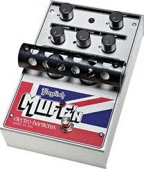 Electro Harmonix ◆ English Muff'n ◆ギターコンパクトエフェクター/チューブ・ディストーション