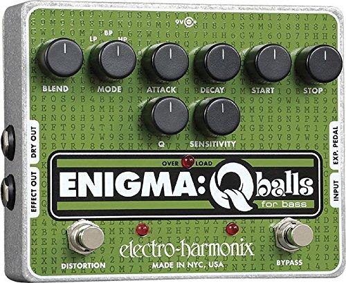 Electro Harmonix Enigma ベース用フィルタ