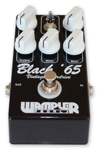 WAMPLER◆Black '65 Fender Blackface Overdrive ◆オーバードライブ/アメリカ製