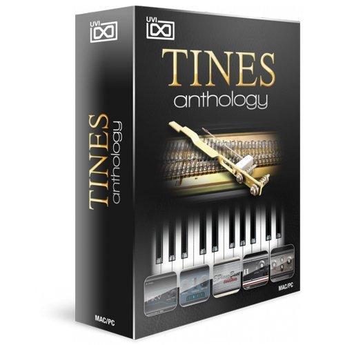Uvi ultimate sound bank Tines Anthology ダウンロード版 ◆シンセ音源ソフト