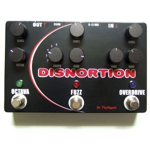 ◆PIGTRONIX DISNORTION Distortion pedal