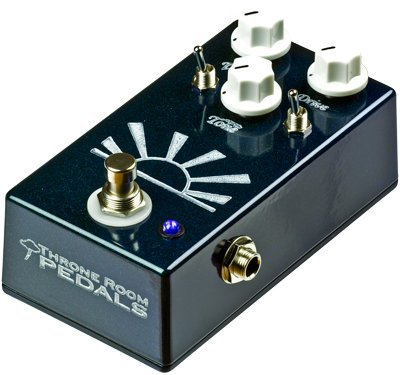 Throne Room Pedals Coming Messiah Overdrive 「正規代理店品」