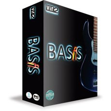 ◆最新版◆Vir2 BASIS ベース音源◆cubase 6 Logic 9 windows7対応