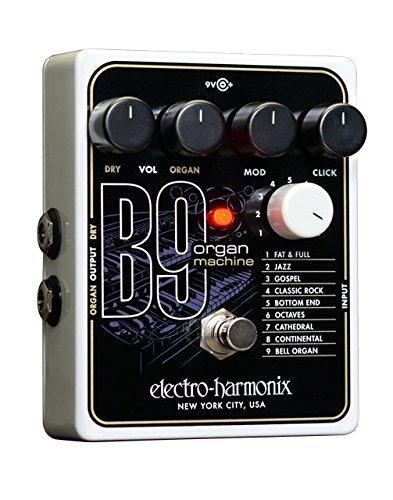 electro-harmonix エレクトロハーモニクス オルガンシミュレーター B9 Organ Machine
