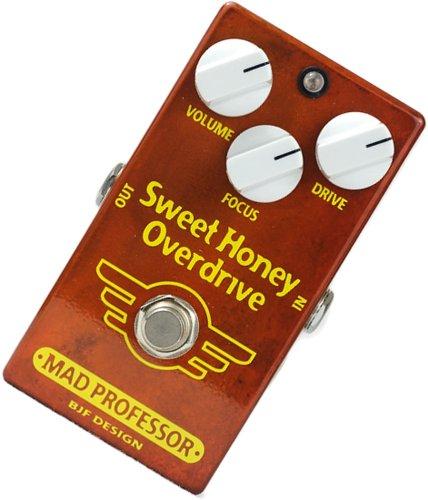 MAD PROFESSOR(マッドプロフェッサー) エフェクター NEW Sweet Honey Overdrive