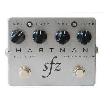 Hartman Electronics(ハートマン・エレクトロニクス) SFZ Dual Fuzz ギター・エフェクター/ファズ