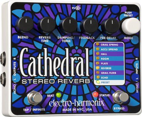【格安saleスタート】 Cathedral Electro-HarmonixElectro-Harmonix Cathedral, 東京LaLaコンタクト:ea83c9c4 --- canoncity.azurewebsites.net