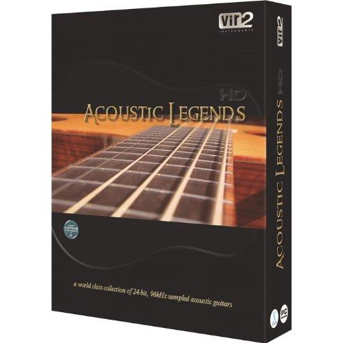 ◆最新版◆ Vir2 ACOUSTIC LEGENDS HD アコースティック・ギター音源