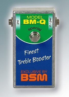 BSM BM-Q Special Treble Booster