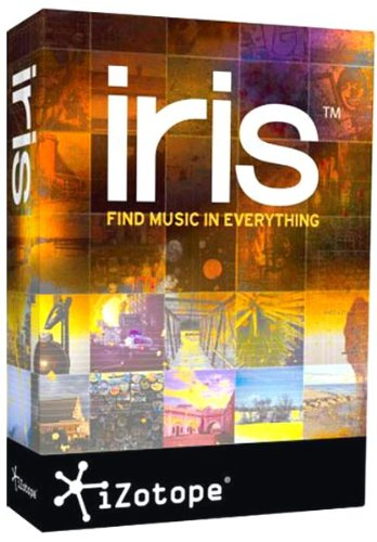 iZotope iris FIND MUSIC IN EVERYTHING