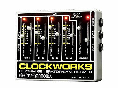 EHX Electro Harmonix Clockworks クロックワークス シグナルコンバーター リズム ジェネレーター エレ