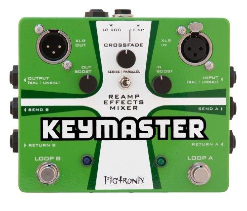 Pigtronix Key Master
