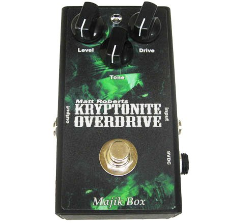 Majik Box マジックボックス Kryptonite OD