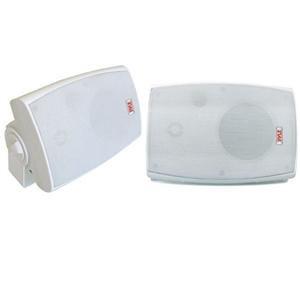 Pyle PLMR44 4'' 250 Watts 2-Way Sealed Speaker System Pair PLMR44 PYLPLMR44