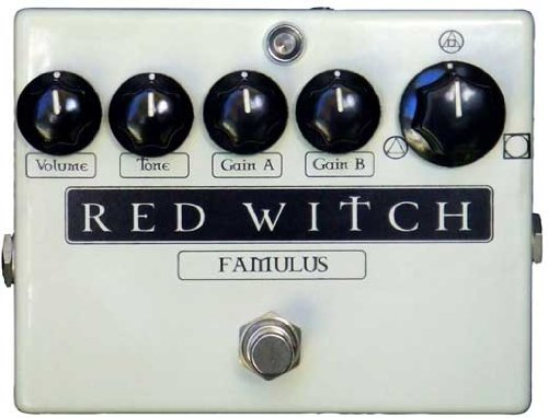 RED WITCH Famulus l