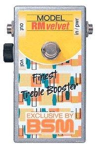 BSM RM Velvet Treble Booster