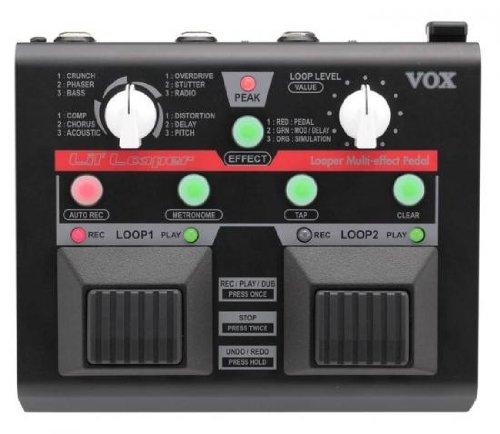 Vox ボックス Lil' Looper ギター マルチエフェクター ペダル