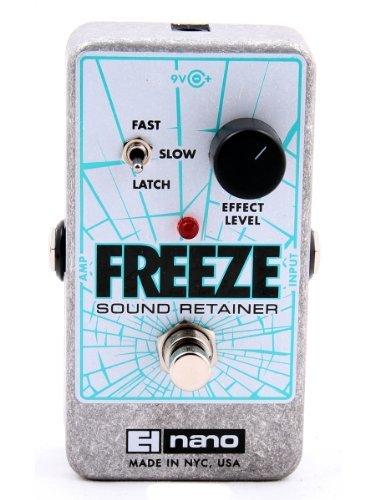 Electro-Harmonix (エレクトロハーモニックス) Freeze Sound Retainer Compression ギターエフェクトペダ