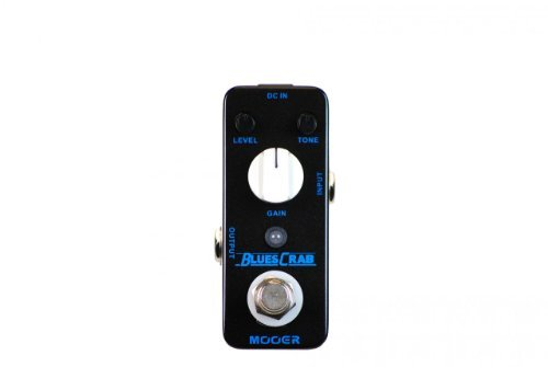 Mooer (ムーア) Audio Blues Crab Overdrive