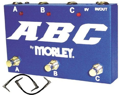 ABC Selector/Combiner w/2 Free 6in patch Cables