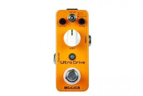 Mooer (ムーア) Audio Ultra Drive ディストーション