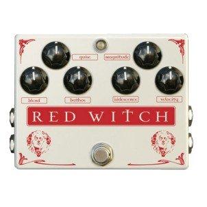 RED WITCH レッドウィッチ コンパクトエフェクター 【コーラス/トレモロ】 Medusa Chorustrem