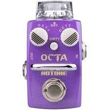 Hotone Octa Digital Octave エフェクトペダル