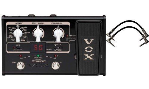 Vox Stomplab2G Guitar Multi-エフェクトペダル w/(2) 6