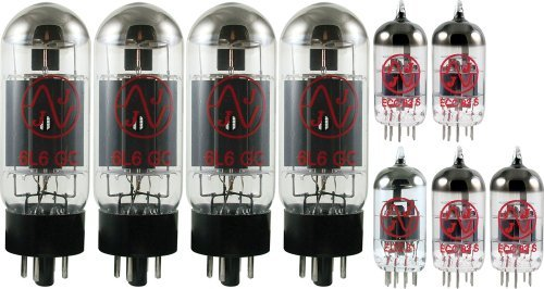 Tube Complement for Mesa/Boogie MK-IV