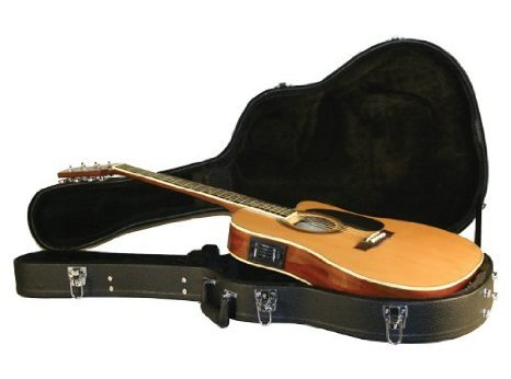 Deluxe (ガーディアン) Guardian Archtop Acoustic Thinbody ハードケース, CG-022-DT