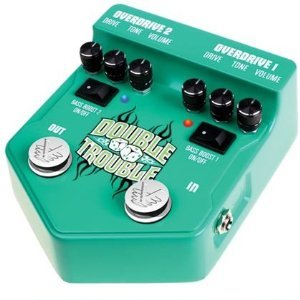 Visual Sound V2 Double Trouble Overdrive