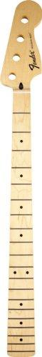 フェンダー Fender Mexico 純正パーツ Precision Bass Neck, 20 Medium Jumbo Frets, Maple プレシジョン